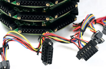 Tallix electronic component